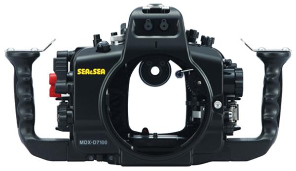 Nikon D7100 Fotoğraf Makinesi için Sea & Sea Su Altı Haznesi Duyuruldu