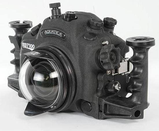 Nikon D7100 Fotoğraf Makinesi için Aquatica Su Altı Haznesi Duyuruldu