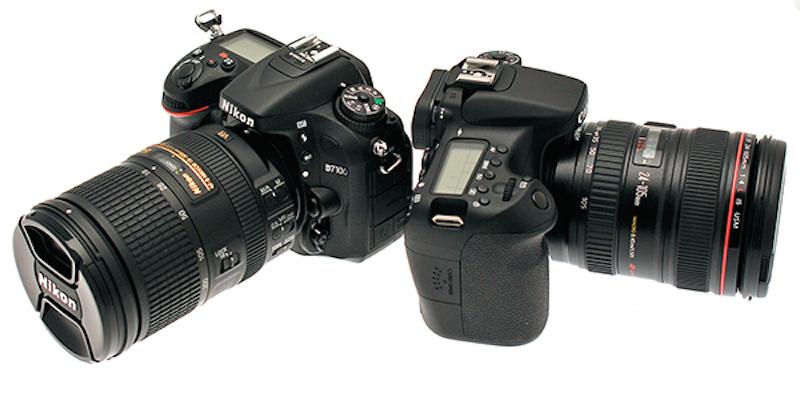 Nikon D7100 vs Canon EOS 70D Özellikler Karşılaştırması