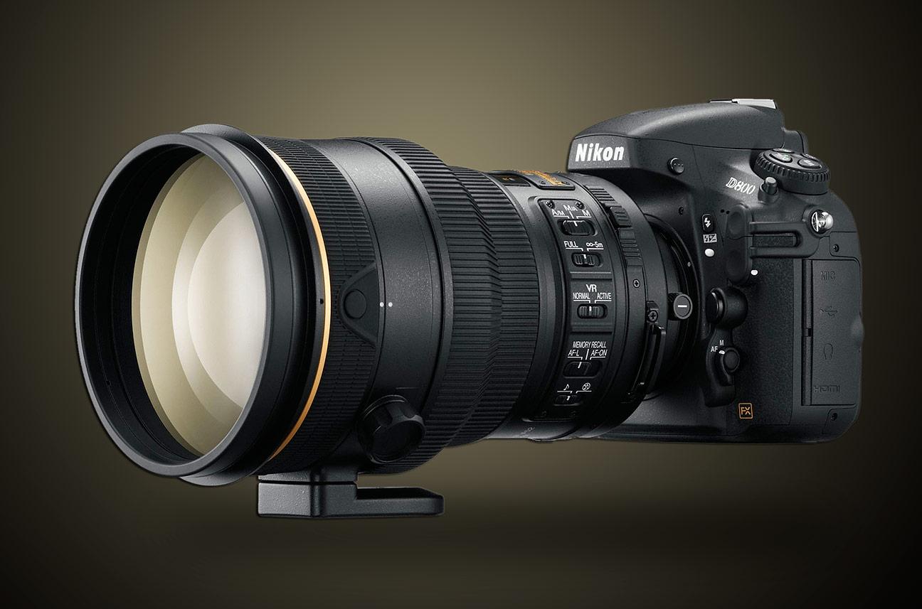 Nikon D800 için En İyi Lensler