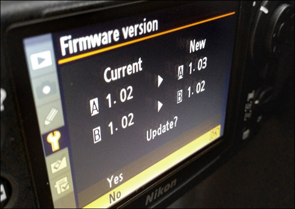 Nikon D3100, D3200, D5100, D5200 ve P7700 için Yazılım Güncellemesi Duyuruldu