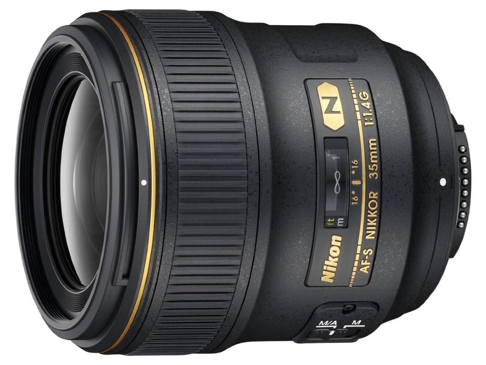AF-S Nikkor 35mm f/1.8G FX Lens Ocak 2014'te Geliyor