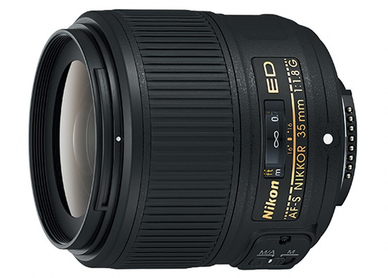 Nikon 35mm f/1.8G ED FX Lens Test Sonuçları