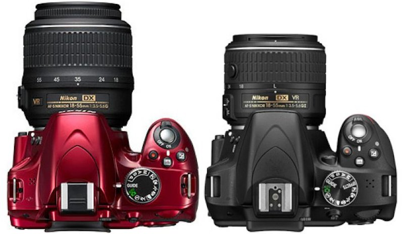 Nikon-D3300-vs.-3200