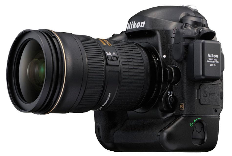 Nikon D4s Özellikleri Detaylanmaya Başladı