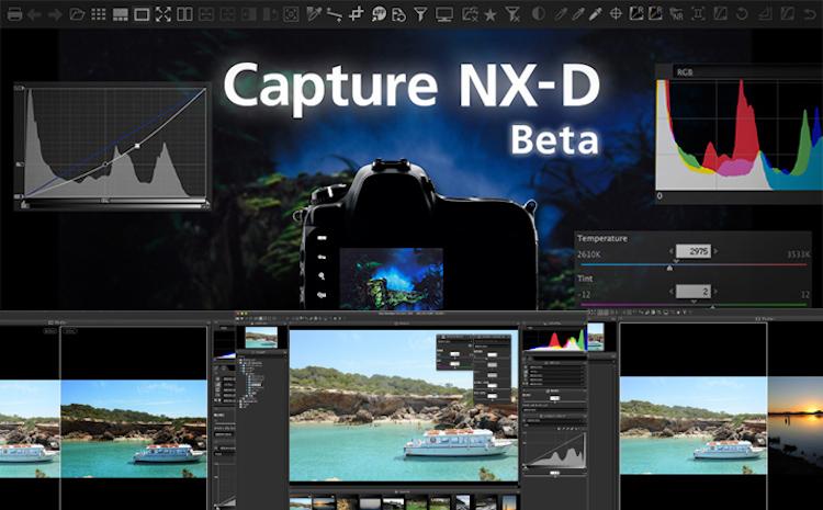 Nikon, Capture NX-D RAW Fotoğraf İşleme Programını Duyurdu
