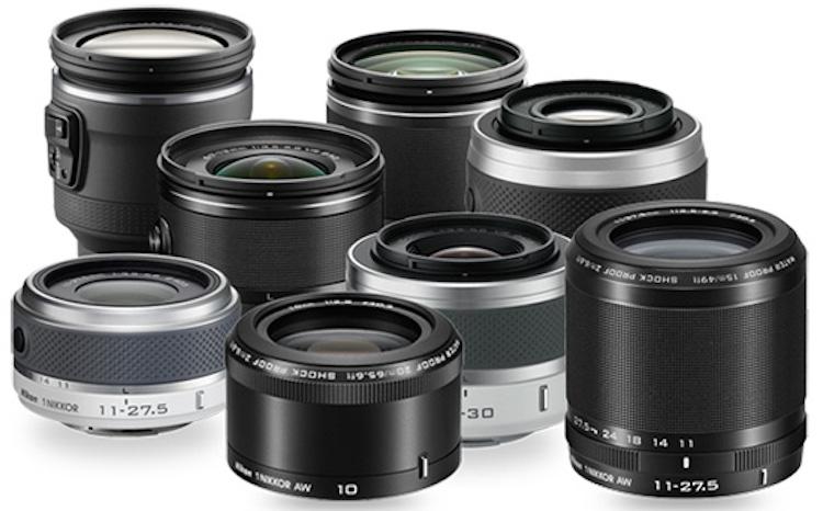 Nikon 1 Nikkor 70-300mm f/4.5-5.6 VR Aynasız Zoom Lens Geliyor