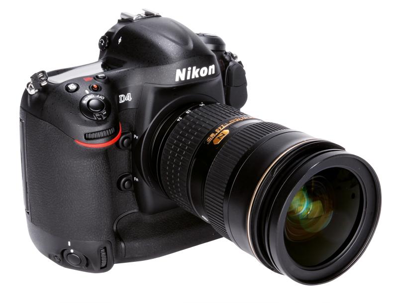 Nikon D4 İçin Yazılım Güncellemesi Yayınlandı [Firmware A:1.10 / B:1.10]