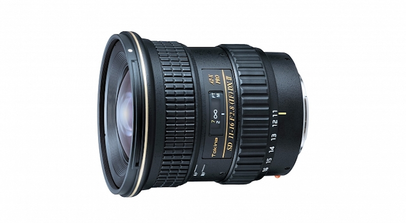 Tokina 11-16mm f/2.8 AT-X PRO DX Ⅱ Lens