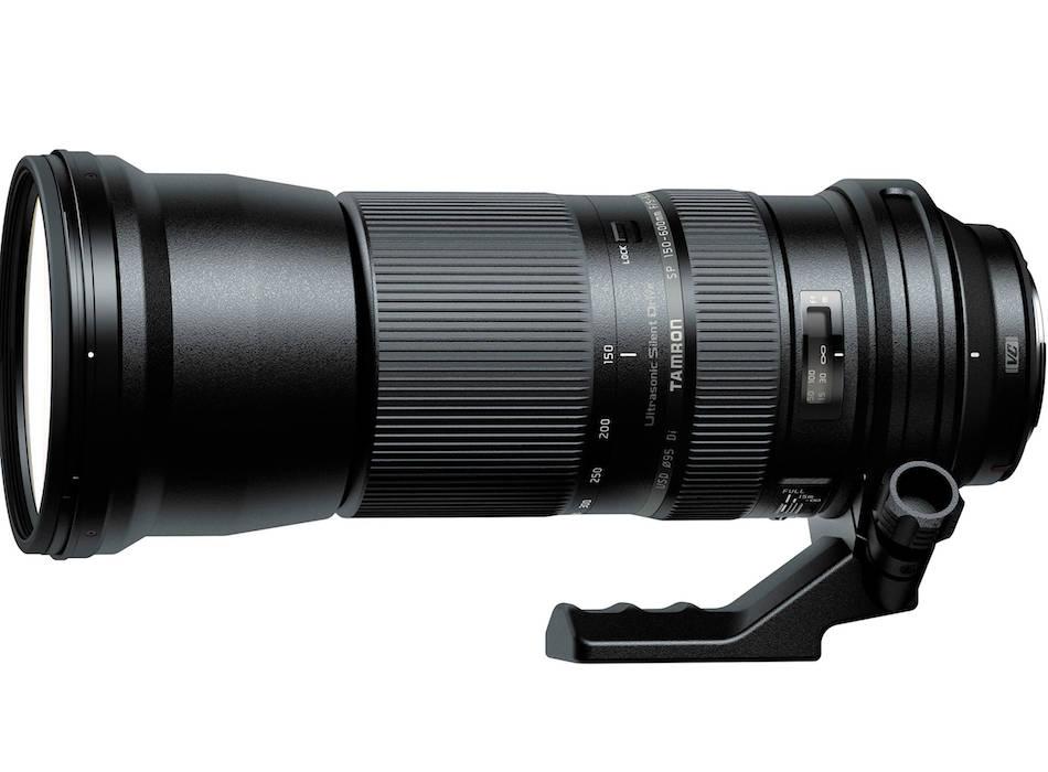 "Tamron SP 150-600mm f/5-6.3 DI VC USD : ""En İyi Gelişmiş DSLR Lens"""