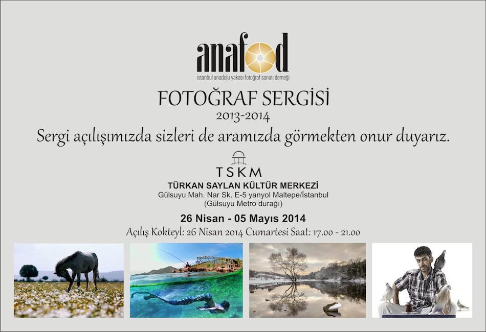 Anafod Fotoğraf Sergisi 2013 – 2014