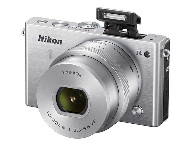Nikon 1 J4 Aynasız Fotoğraf Makinesi Duyuruldu