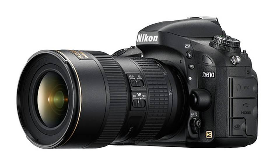 Nikon D650 DSLR 30MP sensor, 4K video ile 2019'da Duyurulabilir