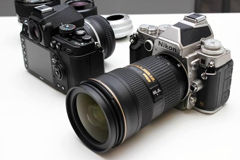 Nikon 1 AW1, D3300, Df ve D4s En İyi Fotoğraf Makineleri Seçildi [TIPA Awards 2014]