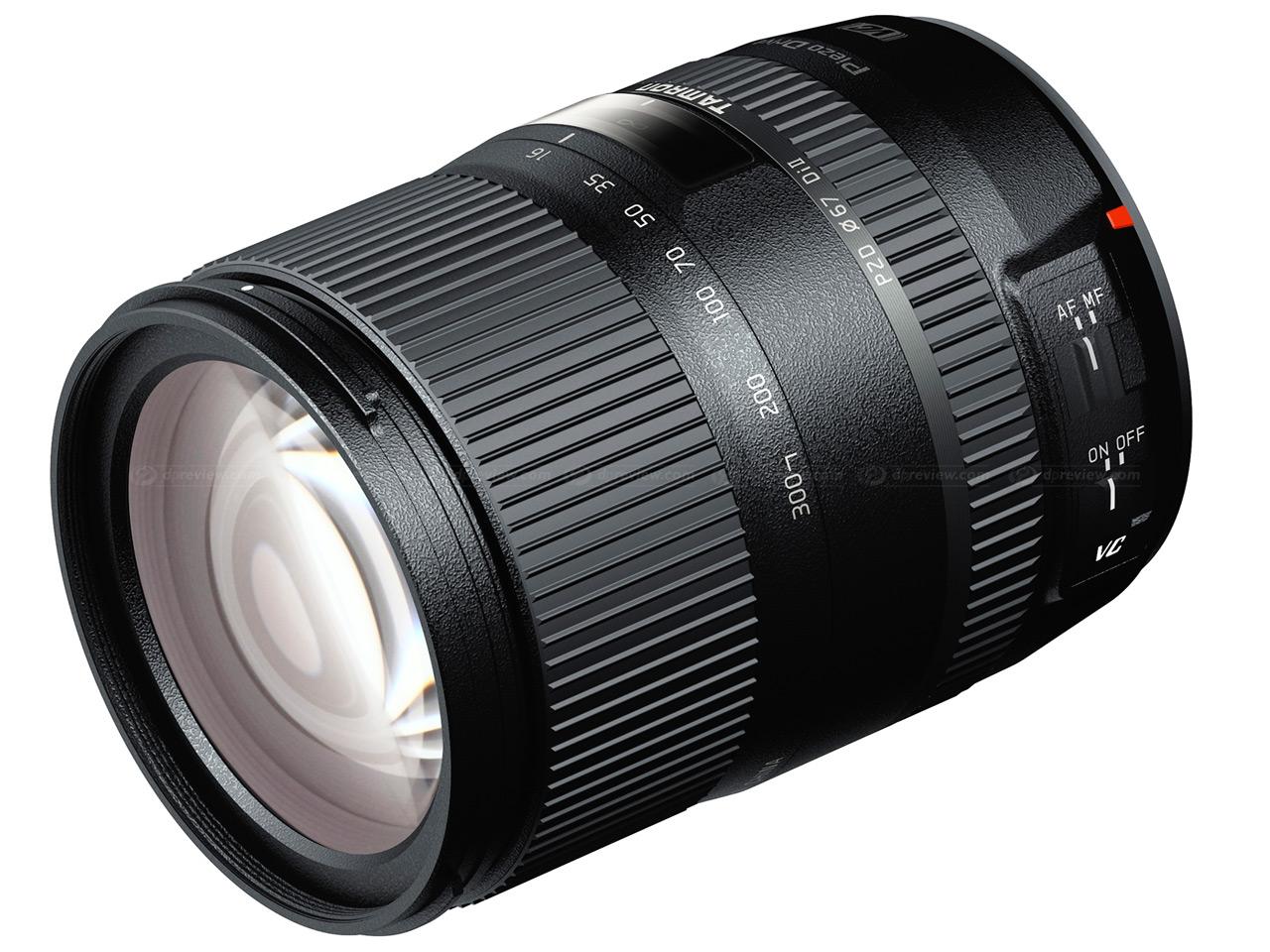 Nikon 18-300mm f/3.5-6.3 vs. Tamron 16-300mm f/3.5-6.3 Karşılaştırması