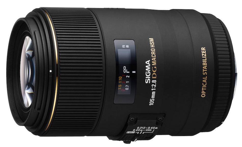 Sigma 105mm f2.8 EX DG OS HSM Makro Lens Özellikleri, Fiyatı