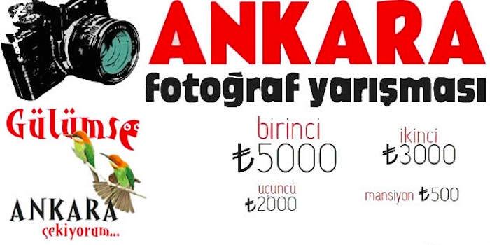 Ankara Fotoğraf Yarışması 2014 Başladı