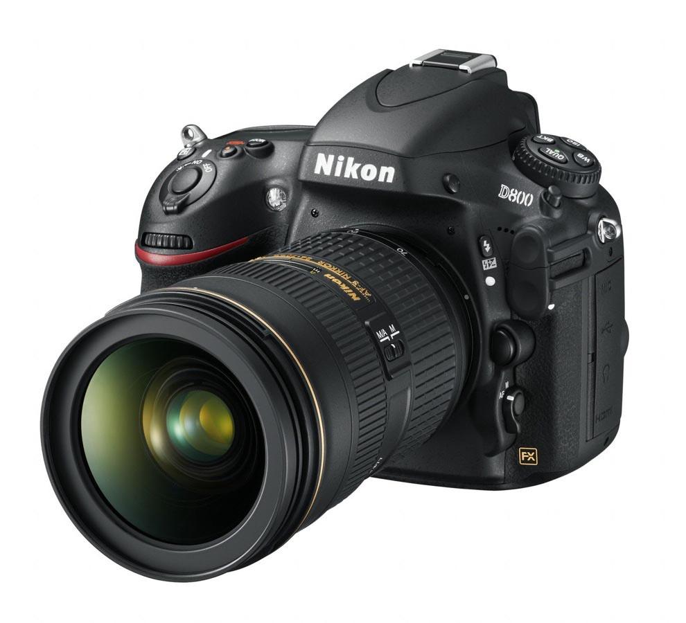 Nikon D810 DSLR Fotoğraf Makinesi 26 Haziran'da Geliyor