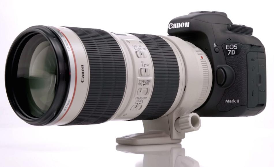 Canon, EOS 7D Mark II & 80D Yenilemesini Tek DSLR Olarak Yapabilir