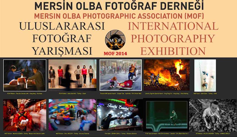 MOF-2014 'İbrahim Zaman' Uluslararası Fotoğraf Yarışması