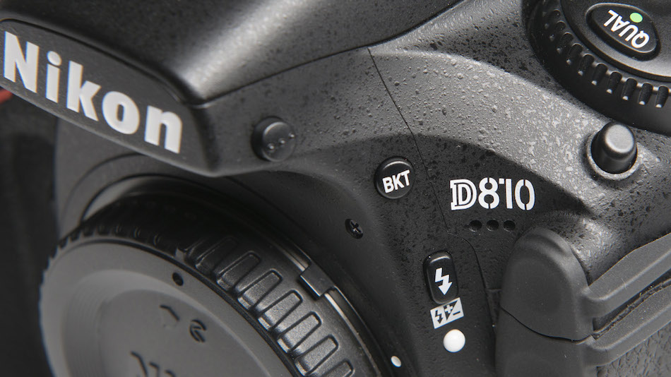 Nikon D810 Kutudan Çıktı (Unboxing)