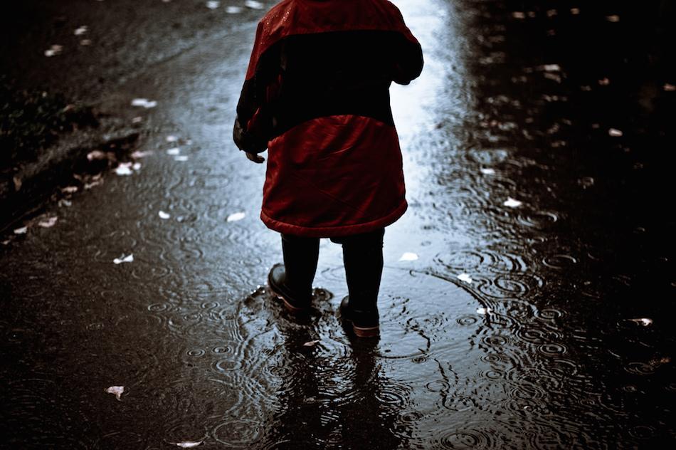 Yağmur Fotoğraflarına 10 Güzel Örnek