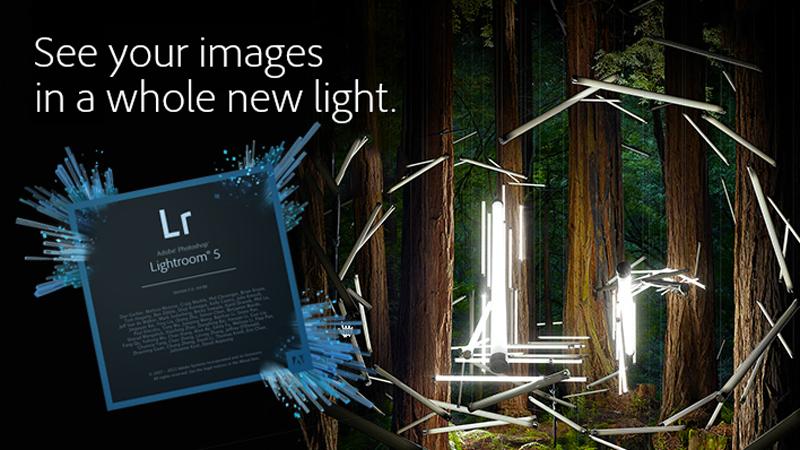 Adobe Photoshop Lightroom 5.7 ve Camera Raw 8.7 Duyuruldu
