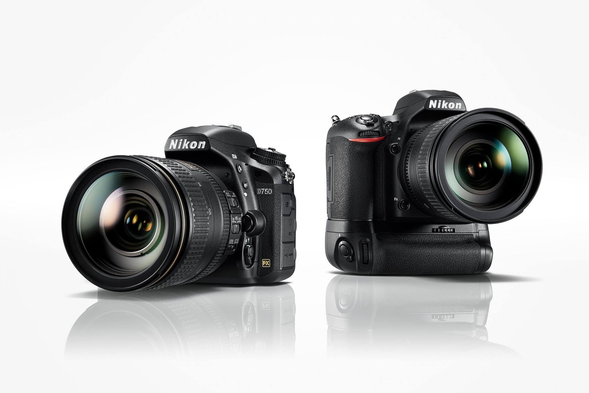 Nikon D810 ve D750 Yazılım Güncellemesi Yayınlandı [Firmware]