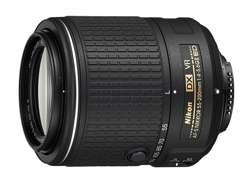 Nikon AF-S DX NIKKOR 55-200mm f/4-5.6G ED VR II Lens Duyuruldu
