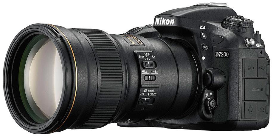 Nikon D7200 Tanıtım Videoları