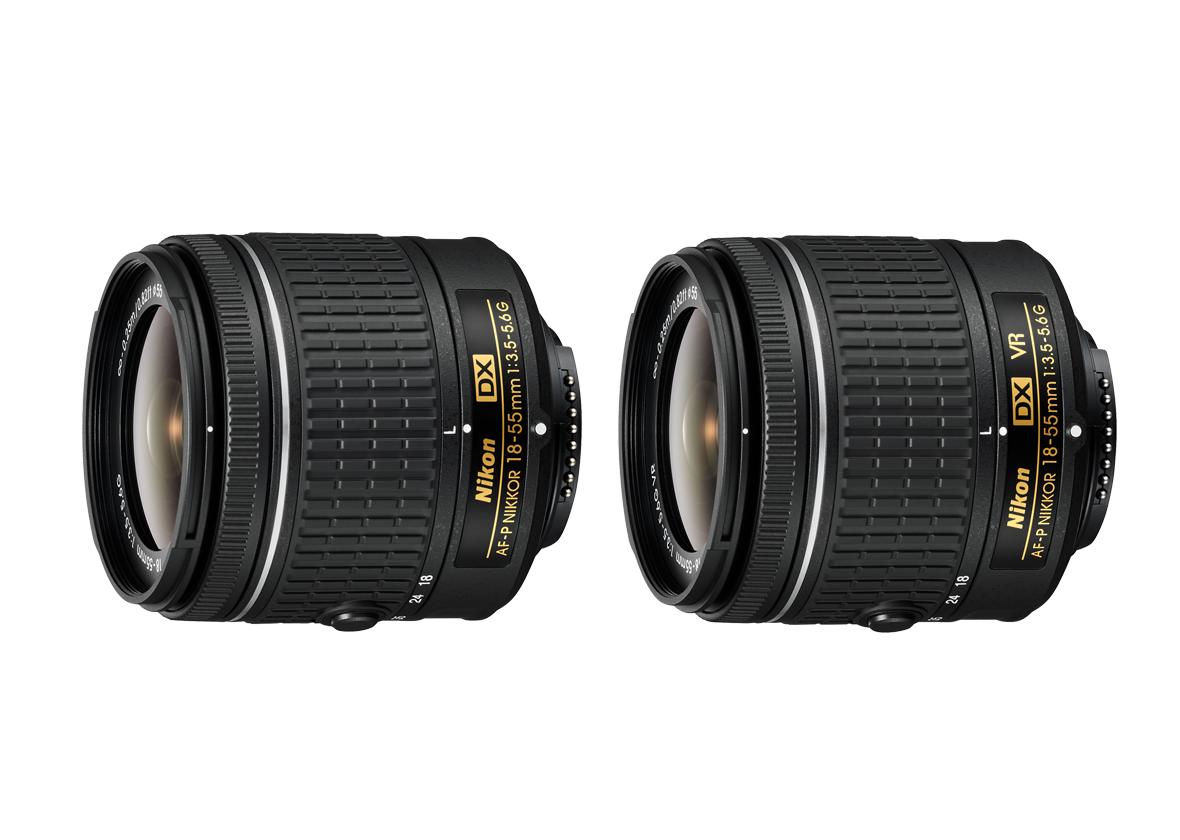 Nikon AF-P Lens Uyumlulukları