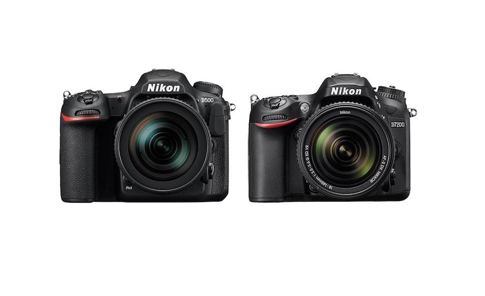 Nikon D500 vs D7200 Karşılaştırması