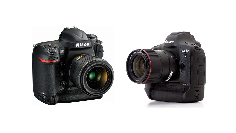 Nikon D5 vs Canon 1D X Mark II Karşılaştırması
