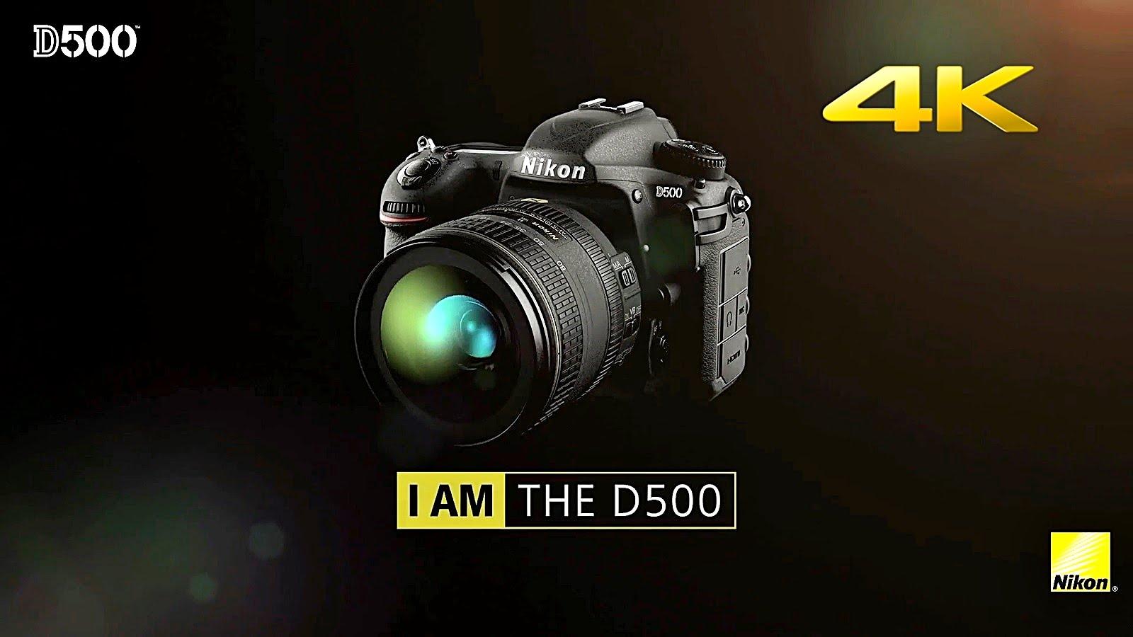 Nikon D500 Türkçe Kullanım Kılavuzu Yayınlandı
