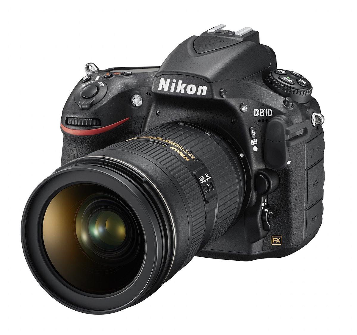 Nikon D810 ve D810A için Yeni Donanım Güncellemesi Yayınlandı [Firmware]