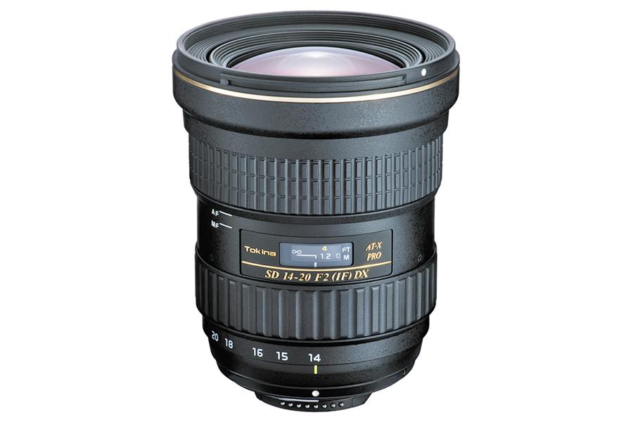Tokina AT-X 14-20mm F2 Pro DX Lens İncelemesi