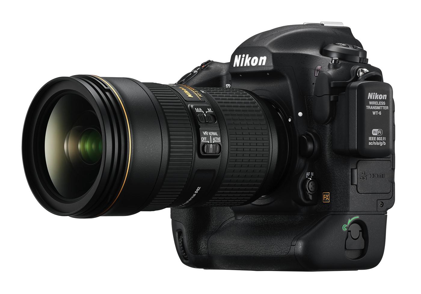 """Nikon D5 """"C"""" Donanım Yazılımı Sürümü 1.01 Duyuruldu"""
