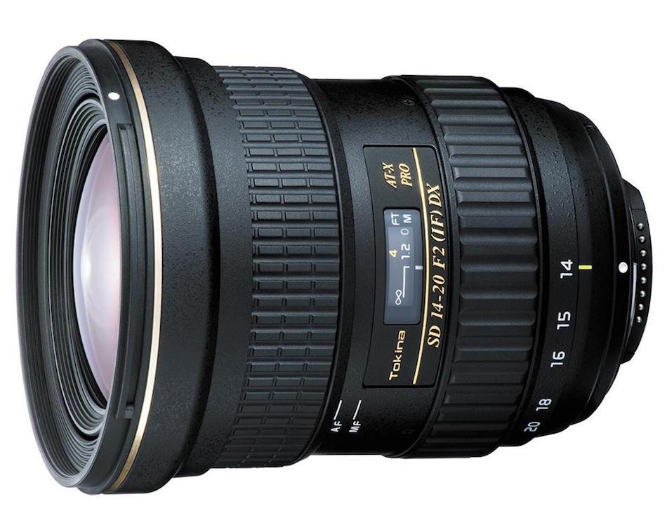 Tokina AT-X 14-20mm f/2 PRO DX lens test sonuçları