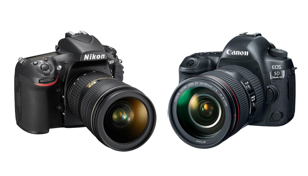 Canon EOS 5D Mark IV vs Nikon D810 Karşılaştırması
