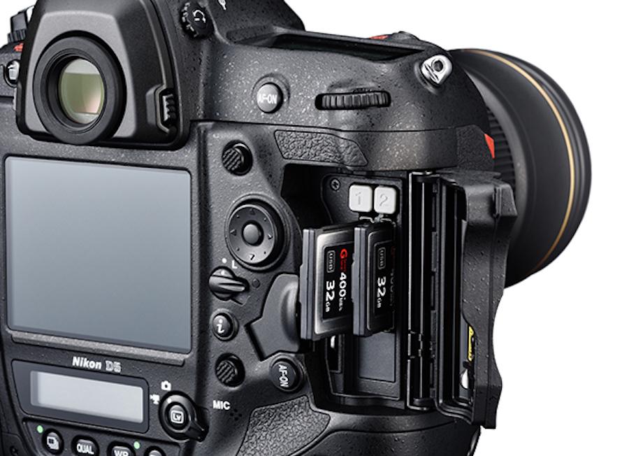 Nikon DSLR Gövdeler Çekim Kapasite Karşılaştırma Tablosu