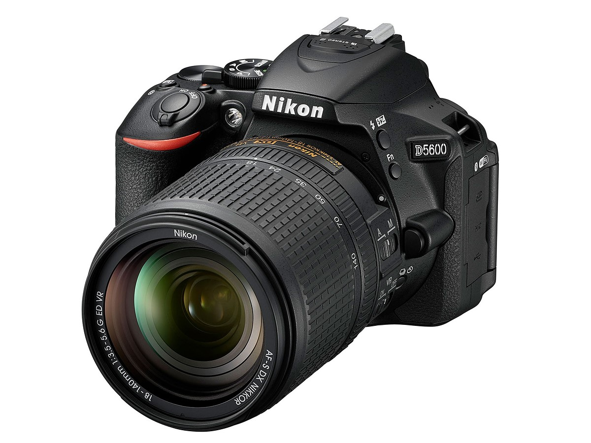 Nikon D5600 DSLR Fotoğraf Makinesi
