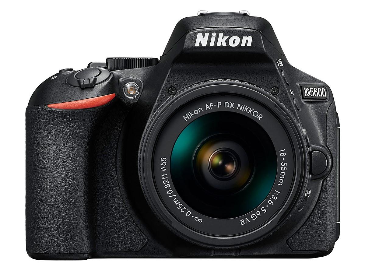 Nikon D5600 DSLR Fotoğraf Makinesi Duyuruldu