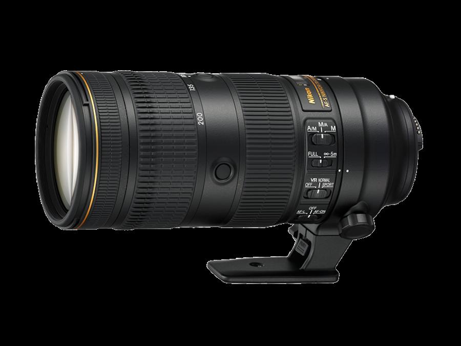 Nikon 70-200mm f/2.8E FL ED VR lens incelemeleri