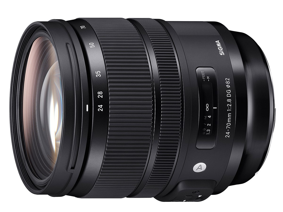 Sigma 14mm F1.8, 24-70mm F2.8 and 135mm F1.8 Art ve 100-400mm lensler
