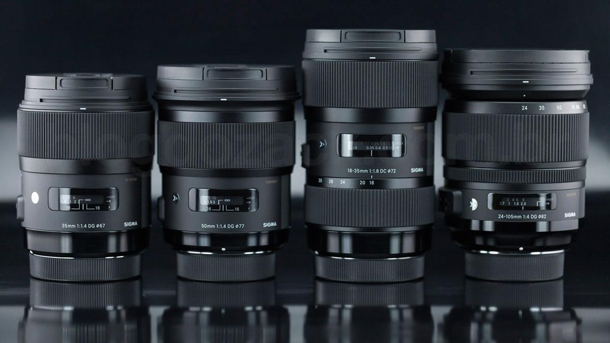 Sigma 135mm f/1.8 ART ve 14mm f/1.8 Lensler 2017'de Duyurulabilir