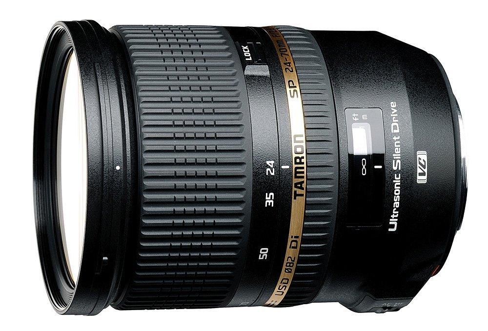 Tamron 24-70mm f/2.8 DI VC USD lens incelemesi