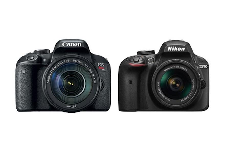 Hangisini Almalı? Canon T7i vs Nikon D3400 Arasındaki Farklar