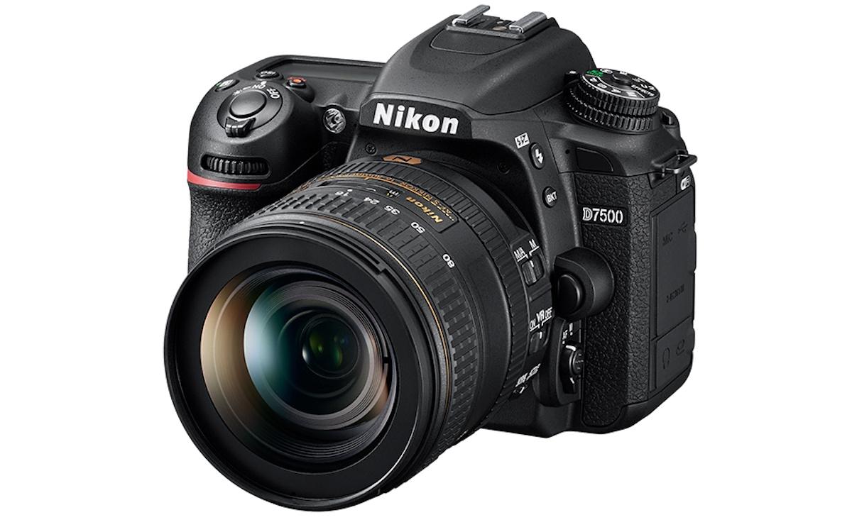 Nikon D7500 DSLR Fotoğraf Makinesi Duyuruldu