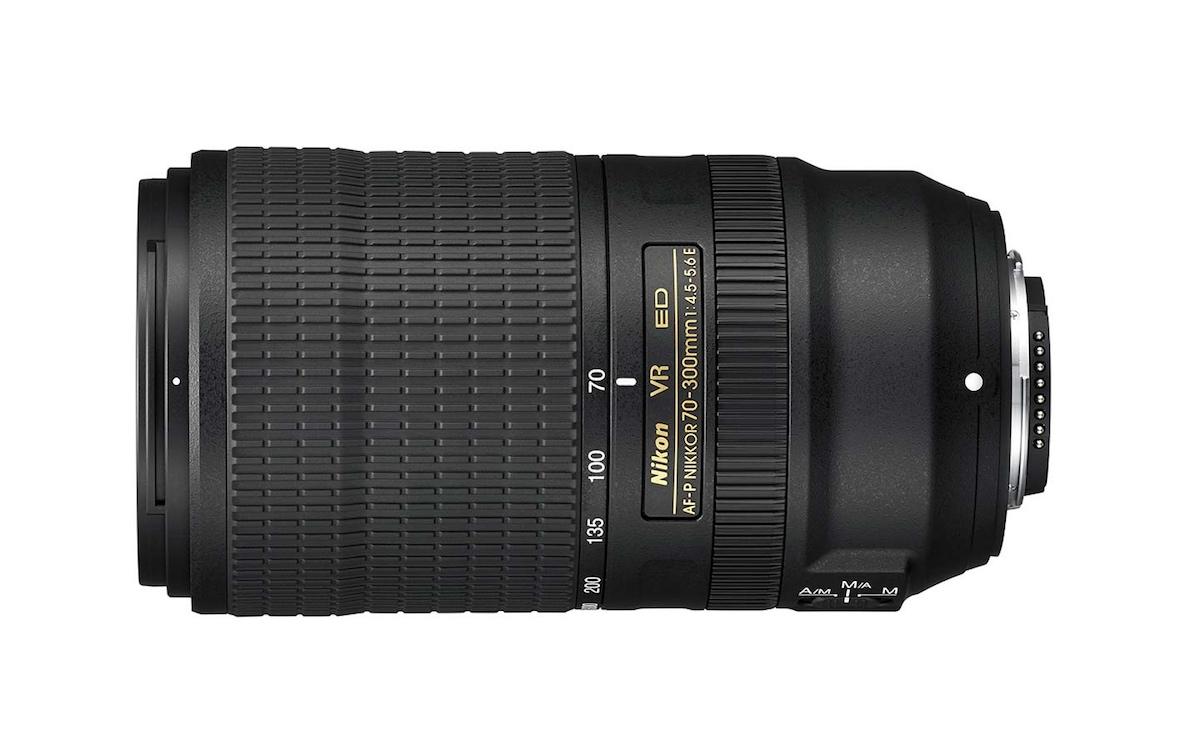 Yeni Nikon AF-P NIKKOR 70-300mm f/4.5-5.6E ED VR Lens Duyuruldu