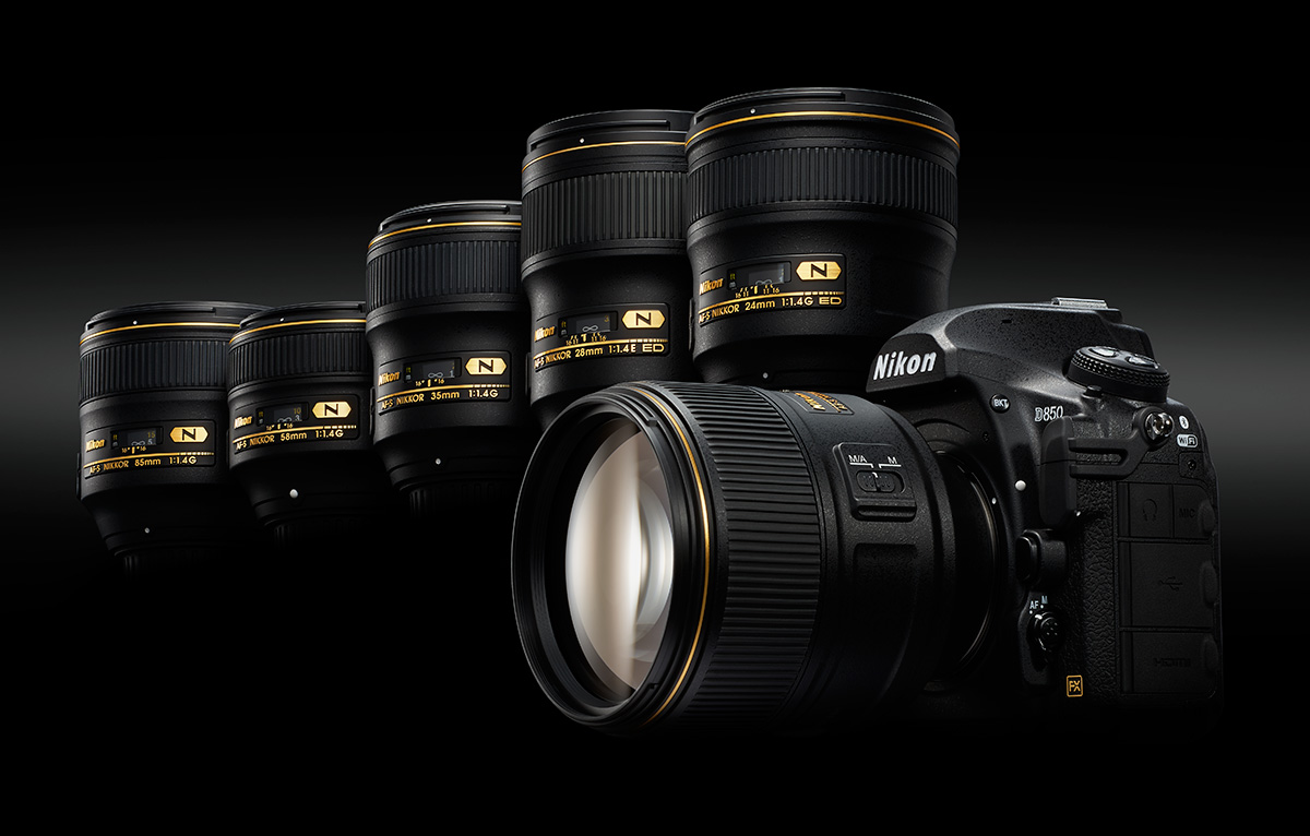 Nikon Fotoğraf Makineleri - DSLR ve Aynasız